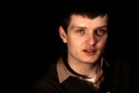 An interview with Ian Curtis  ...