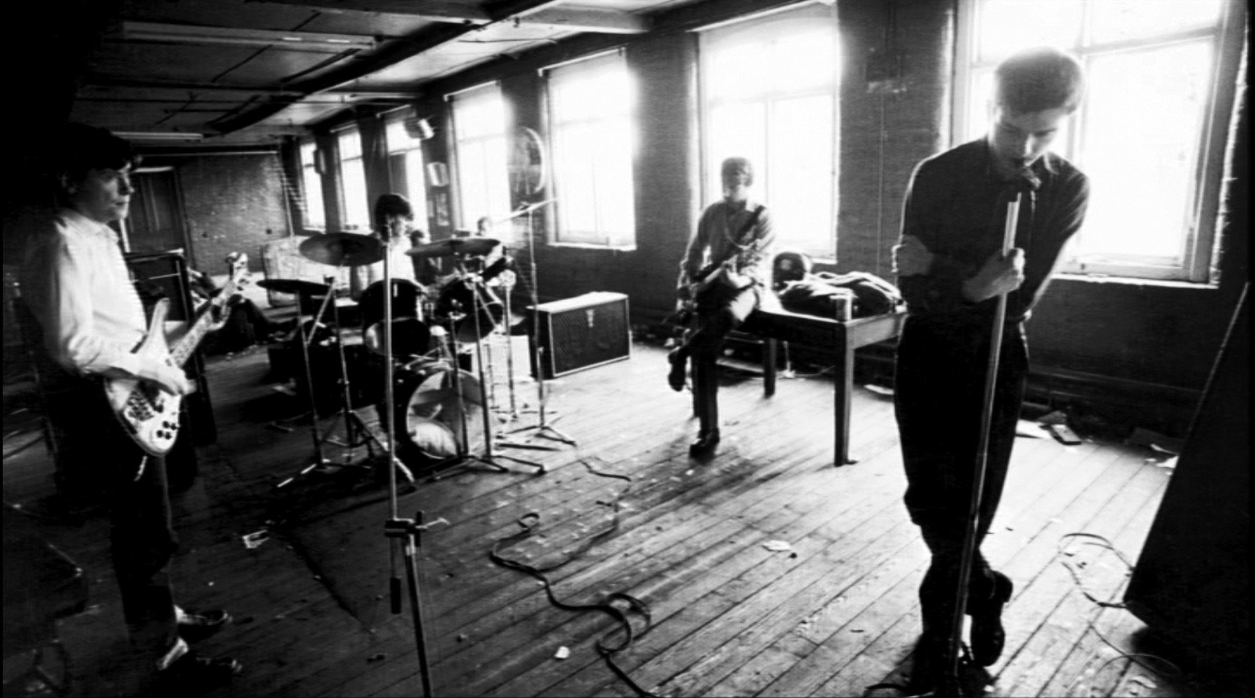 The Video For Joy Division S Love Will Tear Us Apart Was Filmed On