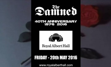 thedamned40th