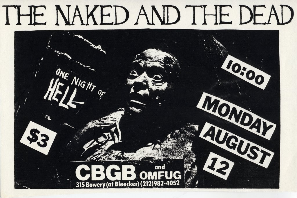 1985-08-12 poster