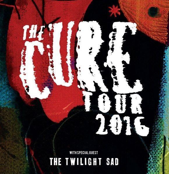 The Cure Disintegration Tour Dates