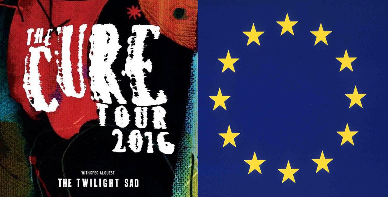 Twilight Sad European Tour