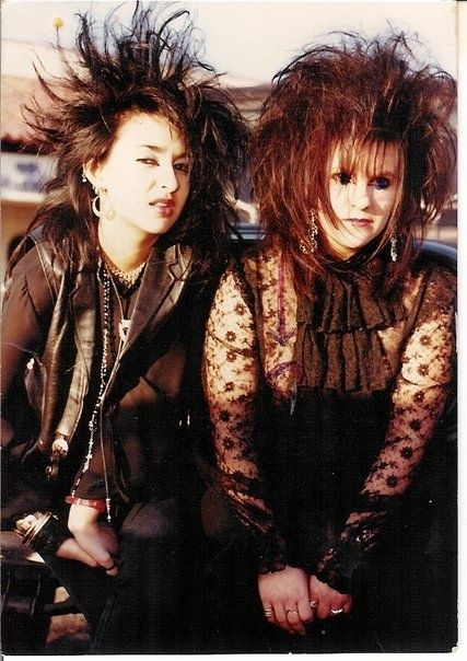 Oldschool Gothic A Gallery Of 80 39 S Goth And Deathrock Culture Post