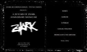 zhark header