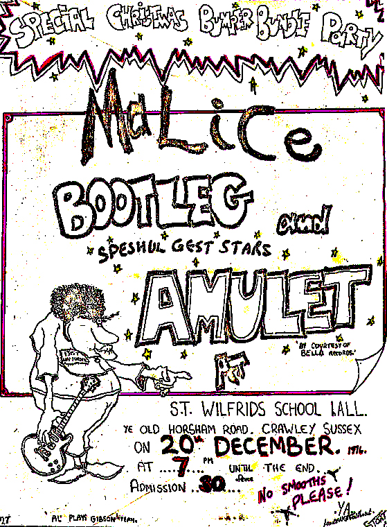 41 years ago Malice—the band that would become The Cure
