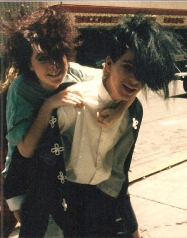 Big Hair Fishnets And Eyeliner A Gallery Of 80 S Goth