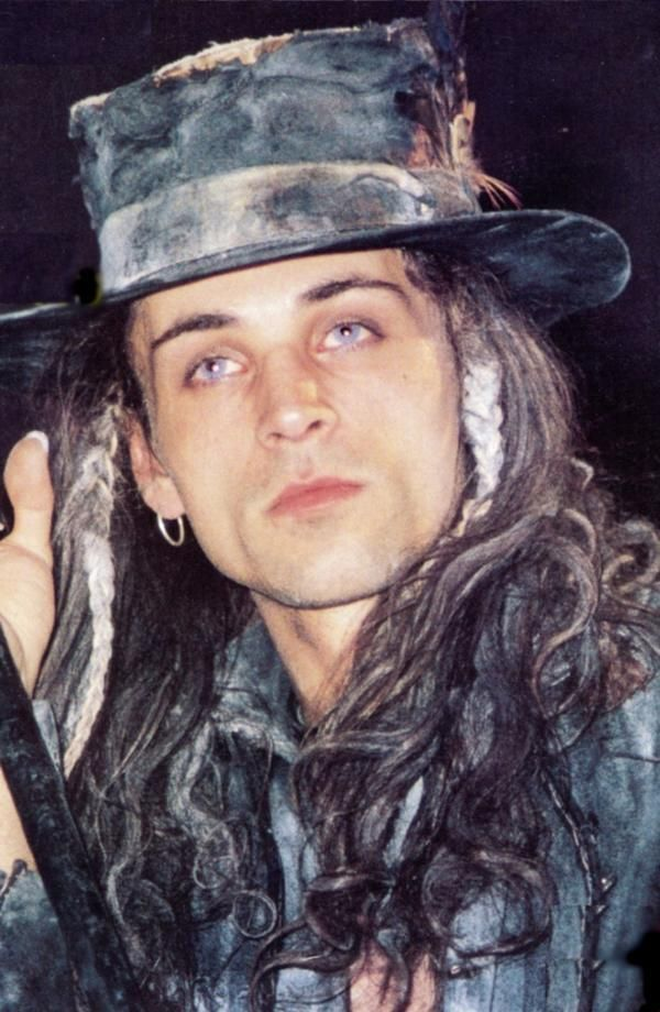 The Beautiful Men Of Goth And Post Punk