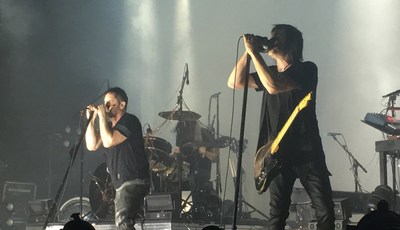 Nine Inch Nails Cover Joy Division\'s \