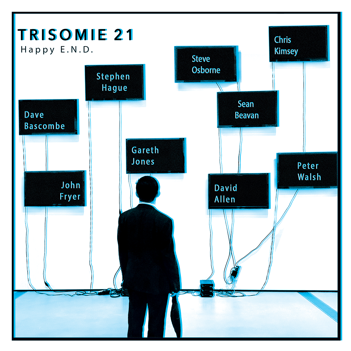Listen to the Dave Allen Remix of Trisomie 21's