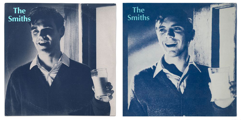 The Smiths' 1984 Self Titled Debut Album - Post-Punk com