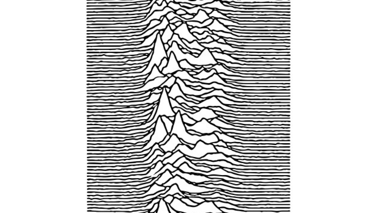 """Joy Division's """"Unknown Pleasures"""" to get 40th Anniversary Edition on Red Vinyl with a White Sleeve"""