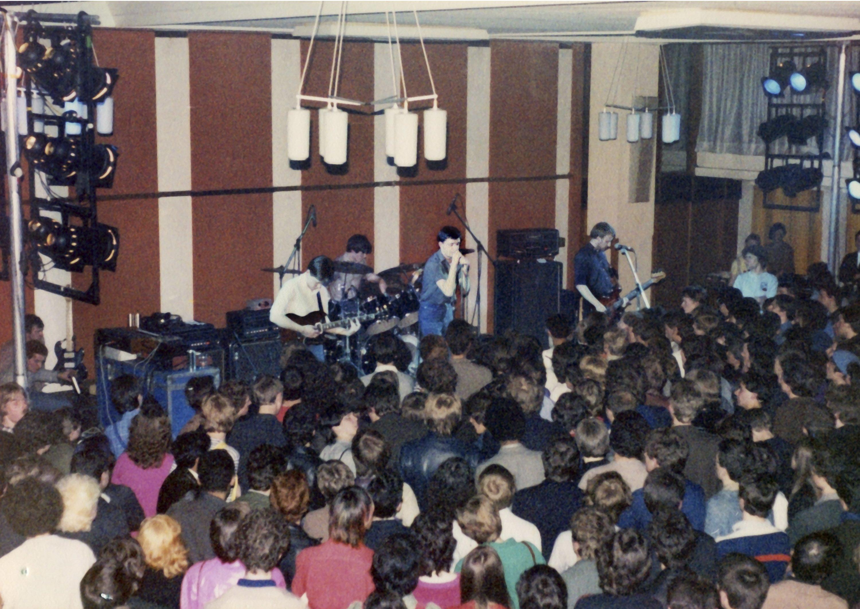 Joy Division's Final Concert