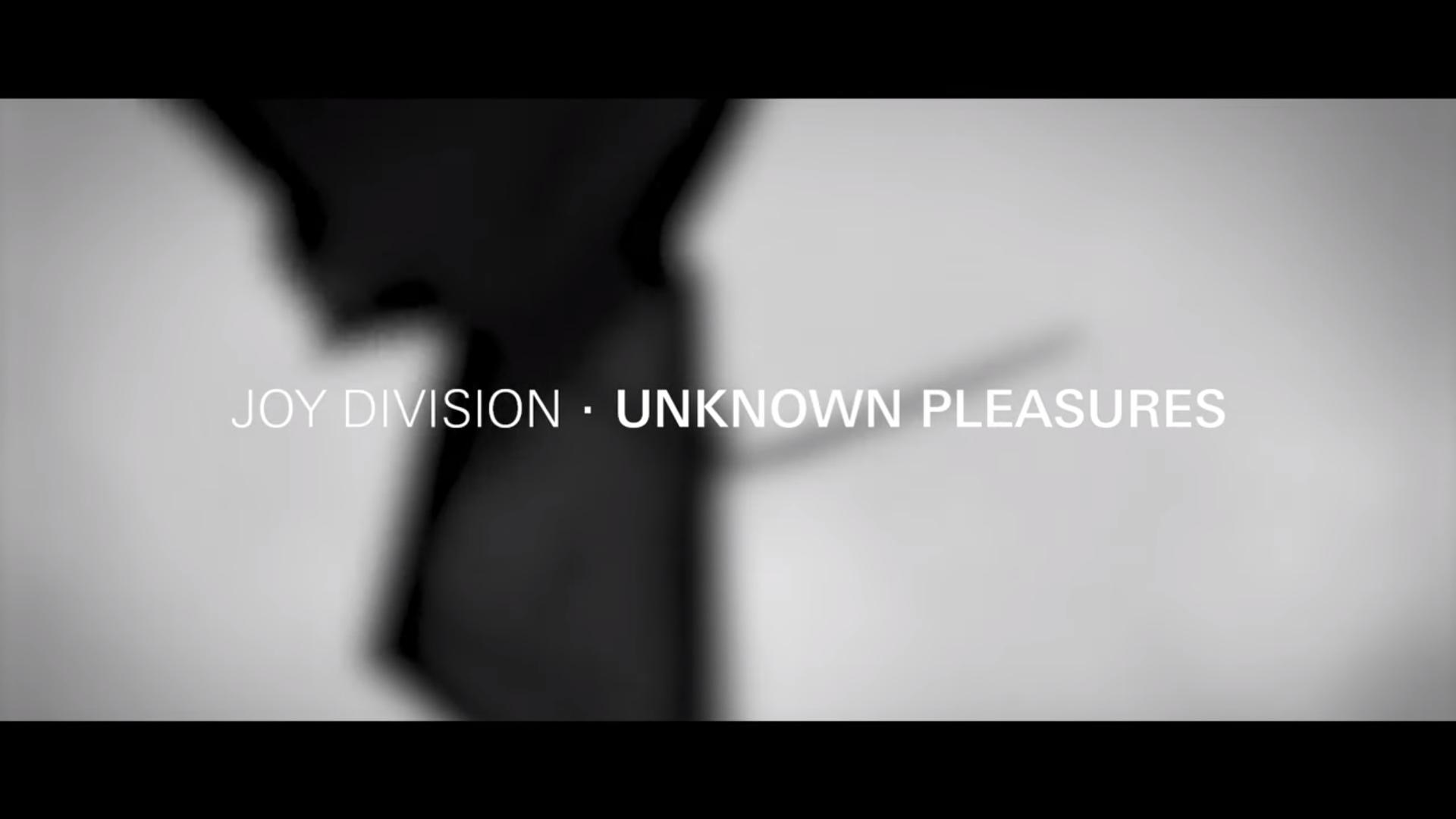 Resultado de imagem para Unknown Pleasures: Reimagined